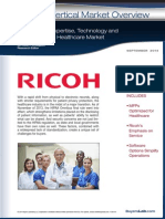 BLI Ricoh Healthcare Article