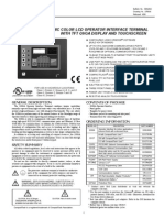 RedLion G306 Datasheet - Manual