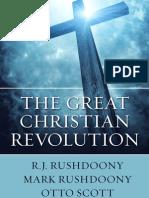 Great Christian Revolution - R. J. Rushdoony