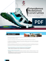 Folleto institucional español CIMAT