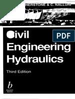Civil Engineering Hydraulics BOOK