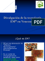 CONOCIENDO LOS EM®.pps