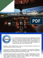 PILOTO COMERCIAL - PRIVADO DE AVIÓN 2014.pdf
