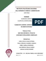 CALIDAD EN EL SERVICIO, SATISFACCION AL CLIENTE DE GEISER ECOTECNIAS.pdf