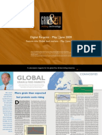 Global feed markets - May | June 2009