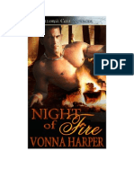 Vonna Harper - Night of Fire [EC Voyager]