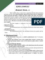 Naik, S. -Biomechanics of Knee Complex