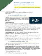 Civil 2 - Raportul Juridic