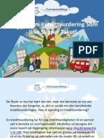 8 Myter Om Kredittvurdering Som Ikke Slipper Taket!