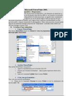 Microsoft Power Point 2003