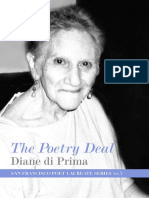 20 pages from Diane di Prima's The Poetry Deal