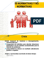 CRISIS NORMATIVAS NO NORMATIVASSS.ppt