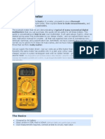 Digitech Multimeter