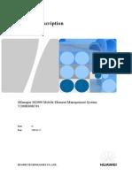 5.3.3 M2000 Mobile Element Management System Product Descrip