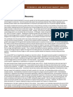Fannie Mae Economics & Mortgage Market Analysis Dec 2009