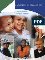 IOM_INTERNATIONAL MIGRATION IN THAILAND 2009
