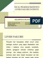 Clinical Pharmacikinetics on Liver Failure Patients1