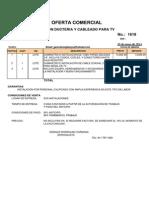 OFERTA 1619 INSTALACION DUCTERIA Y CABLEADO PARA TV.pdf