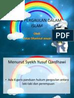 Adab Pergaulan Dalam Islam