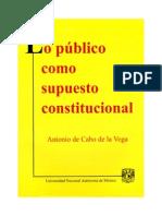 el concepto de lo publico como supuesto constitucional.pdf