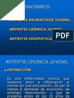 ARTRITIS IDIOPATICA JUVENIL.ppt