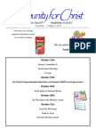 Mini Newsletter 83