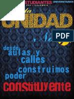 Revista UNIDAD Edición N°4