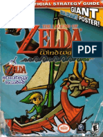 Legend of Zelda Wind Waker Prima Official Guide