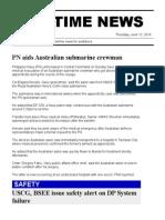 Maritime News 12 June 14