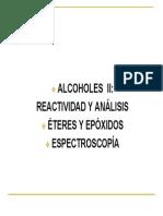 alcoholes II, éteres y epóxidos espectroscopía IR y RMN.pdf