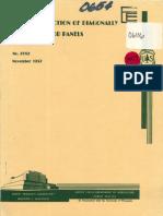 1957 USFS Diagonal Sheathed Diaphragms