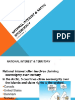 ss20-1 ri2 ch5 national interest  arctic sovereignty