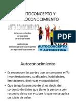 Autoconcepto y Autoconocimiento.ppt