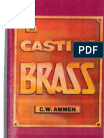 Casting Brass C.W. Ammen