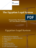 the egyptian legal system3.ppt