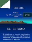 TÉCNICAS DE ESTUDO  CB-601M 18-04-2013 - copia.ppt