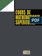 Cours de Mathématiques Supérieures - Tome I.[Vladimir.Smirnov]