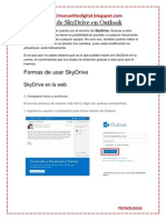 Uso de SkyDrive en Outlook.docx