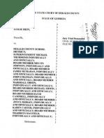 DCSD Complaint