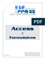 Selfaccess Forms