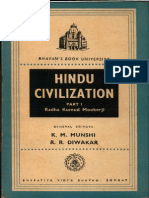 Hindu Civilization Part 1 - Radha Kumud Mookerji