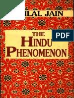 The Hindu Phenomenon - Girilal Jain