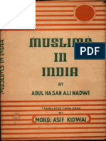 Muslims In India - Abul Hasan Ali Nadwi.pdf