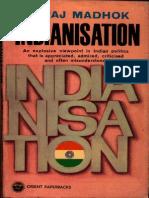 Indianisation - Balraj Madhok