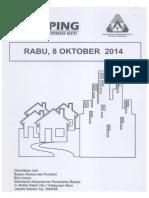 Kliping Berita Perumahan Rakyat, 8 Oktober 2014