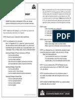 Cbp Guidelines Knee Board