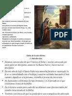 Letio Divina Ev. Lucas.pps