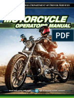 Georgia Motorcycle Manual | Georgia Motorcycle Handbook