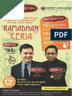 Ramadhan Ceria Dengan  NLP
