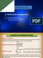 CAPITULO 8.2 PROYECCION AXONOMETRICA.pptx